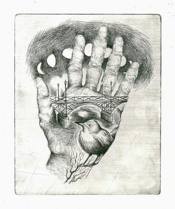 Rayuela Ilustrada, por Celeste Ciafarone