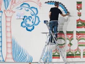 El grafitti, la ilustración y el diseño se juntan: LETMAN.
