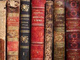 Un veterano del Ejército Permanente: Mirada a los libros de viejo