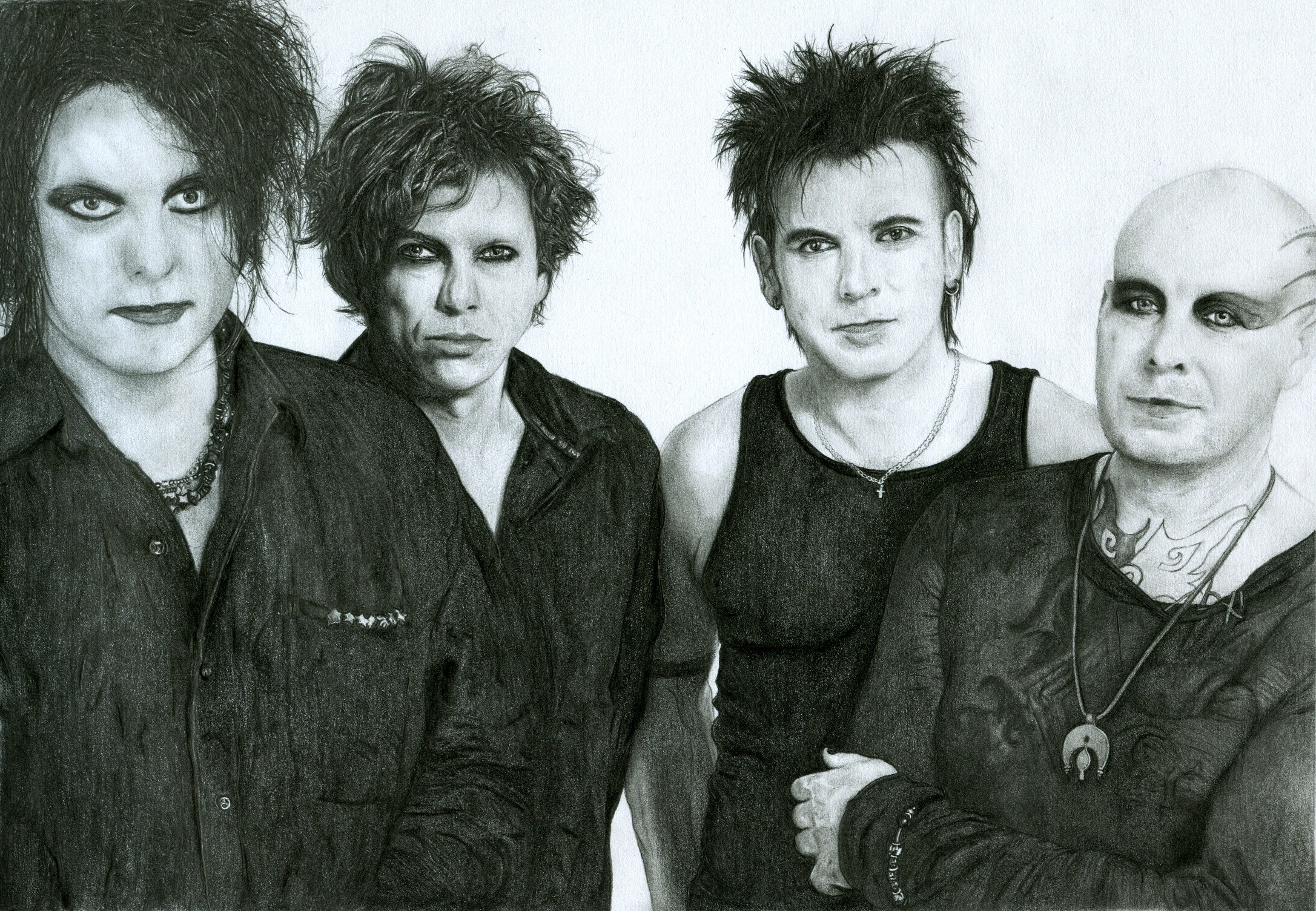 Band The Cure Tour
