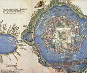 México – Tenochtitlan, imagen de una ciudad que perdura