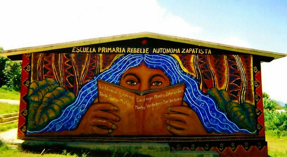 Escuela-zapatista