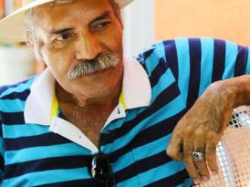 Capturar a Mireles, limpiar la foto de Michoacán