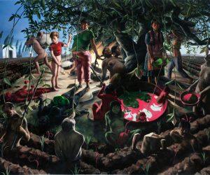 Daniel Lezama: cuerpo y mito
