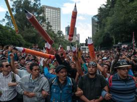 De Cámaras, salones y calles: La reforma y la protesta magisterial