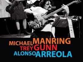 Alterna Jazz presentará a Alonso Arreola, Trey Gunn y Michael Manring