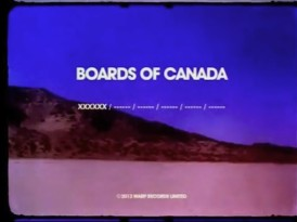 Memorias con Boards of Canada