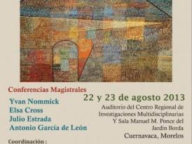 Se inaugurará 2° Coloquio Internacional de Pensamiento Mítico y Creación Musical