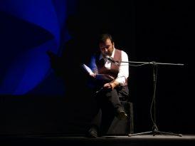 Poesía en Voz Alta: Yanko González