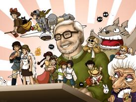 Hayao Miyazaki anuncia su retiro