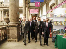 Feria del Libro del Palacio de Minería: ¿evento educativo o económico?