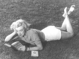 Tres poemas de Marilyn