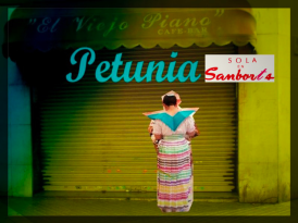 """""""Petunia sola en Samborts"""" y los cuerpos que se esconden"""