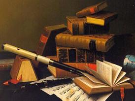 Música y literatura, perfecta armonía