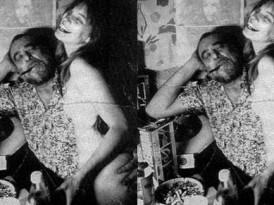 Charles Bukowski, the suicide kid