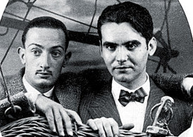Carta de Lorca a Dalí