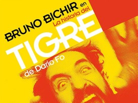 Bruno Bichir en La historia del tigre