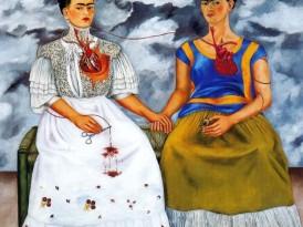 Espejito, espejito: Autorretratos de pintores mexicanos