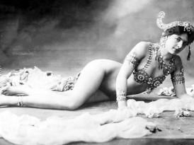 Mata Hari: famosa cortesana, pequeña poetisa