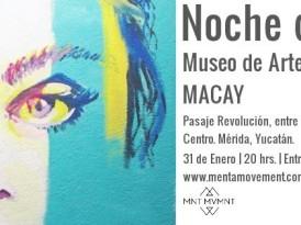 Noche de menta en Mérida
