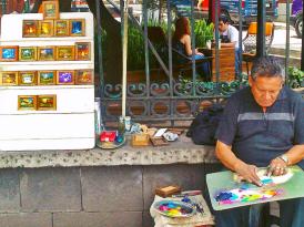 Juan Manuel Hernández: artista mundialmente desconocido