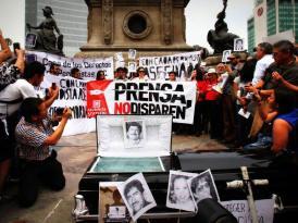 México: un país violento para el ejercicio periodístico