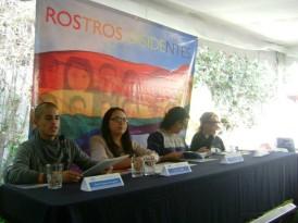 Se presenta Rostros Disidentes: Jóvenes LGBTTTI Confrontando la Discriminación