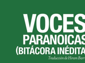 Voces Paranoicas, de Eros Alesi