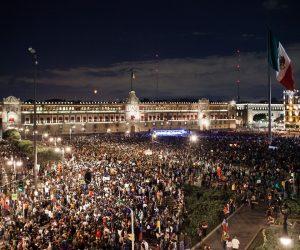 Señor presidente, usted sí es responsable de la desaparición de los jóvenes de Ayotzinapa