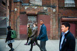 Instrucciones para caminar en Nueva York, de Steve Duenes