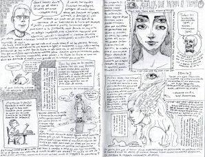 Las libretas como fetiche y como tesoros