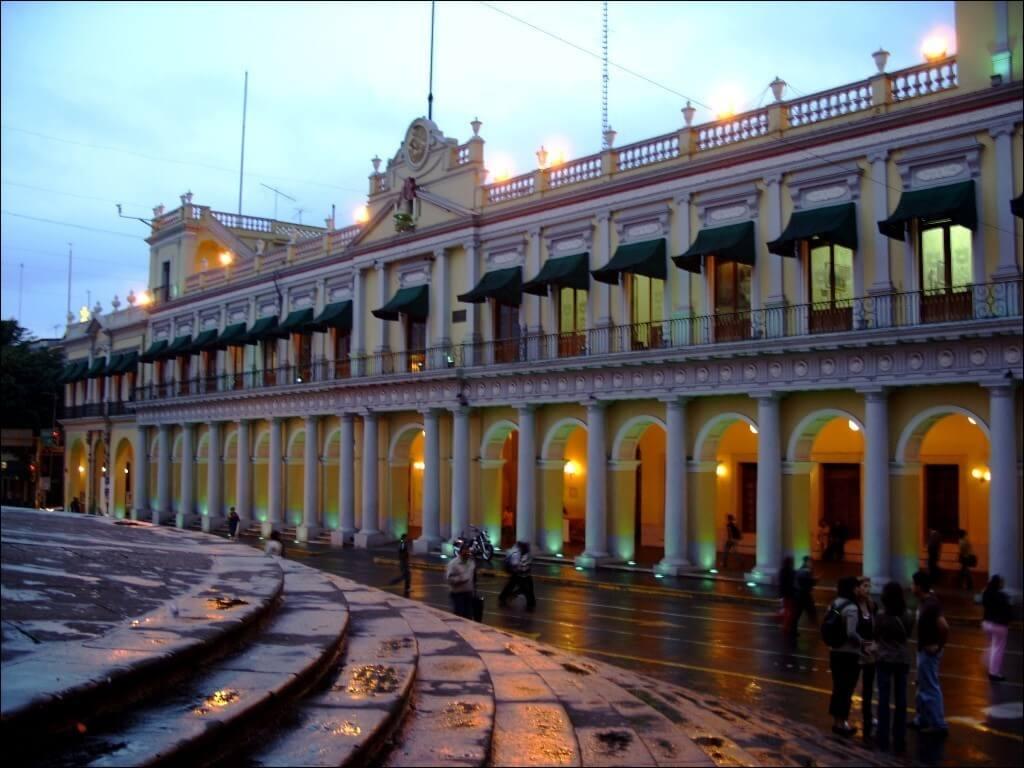 Xalapa - La Hoja de Arena