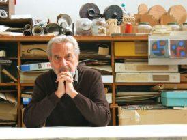 Escrito/Pintado: una entrevista con Vicente Rojo