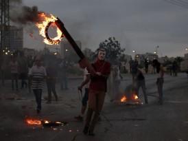 Los palestinos luchan por sus vidas, los judíos por la ocupación