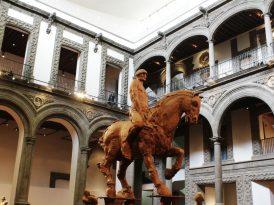 Javier Marín: entre la Roma y el Centro