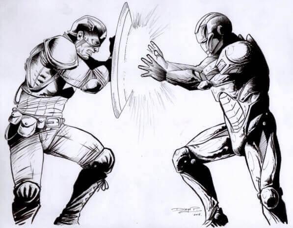 civil war-