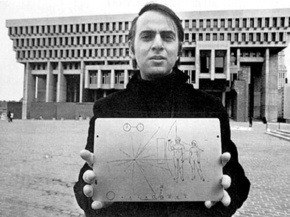 Poema de amor para Carl Sagan, de Robin Myers