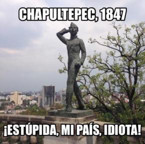 Memes en el templo o el meme-gate de Chapultepec
