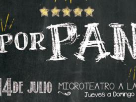 Microteatro Por Pan: menú infantil para estas vacaciones