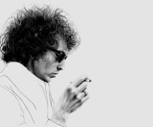 Bob Dylan, golpeando a las puertas de la poesía