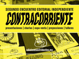 Contracorriente: encuentro editorial independiente en Xalapa
