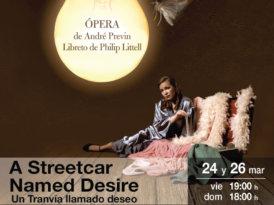 Una ópera llamada Un tranvía llamado deseo