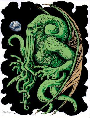 Lovecraft (y Hellboy)