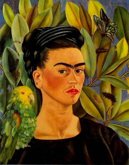 Imagenes De Pinturas Famosas De Frida Kahlo
