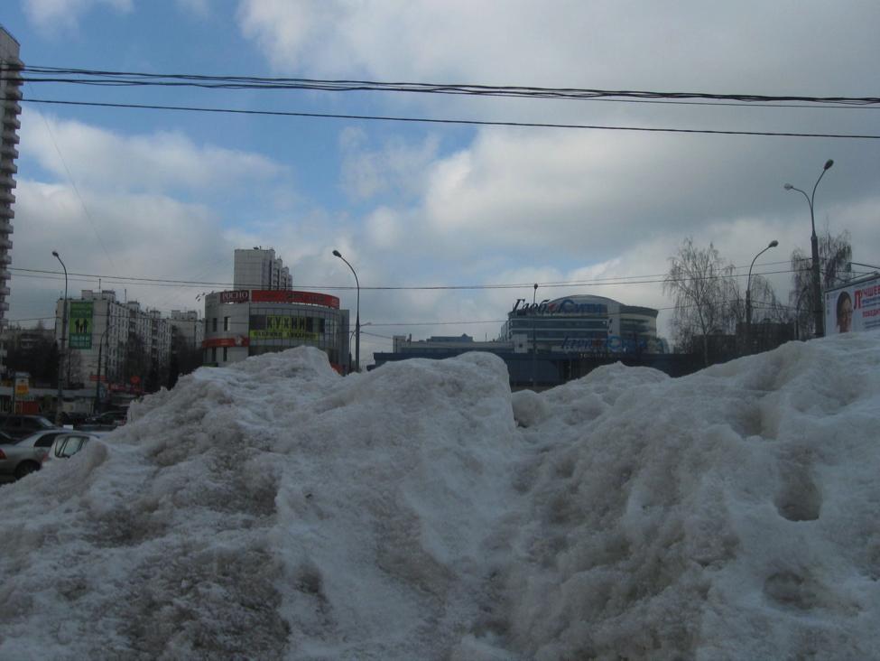 Moscú en marzo del 2012 / Archivo del autor