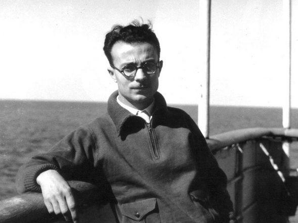 Biografía de Ernesto Sabato.
