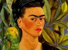 Las pinturas de Frida Kahlo: Significado de Autorretrato