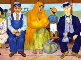 Las pinturas de Frida Kahlo: El camión