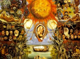 Las pinturas de Frida Kahlo: Moises