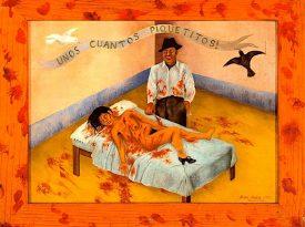 Las pinturas de Frida Kahlo: Unos piquetitos